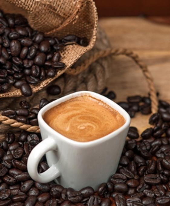 Espresso koffie zoals het hoort, de lekkerste