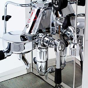 Piston koffiemachine voor de echte espresso liefhebber