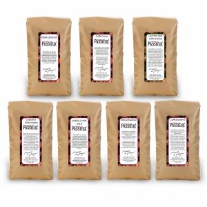 Combi koffie proefpakket 7x